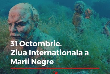 31 Octombrie – Ziua Internationala a Marii Negre
