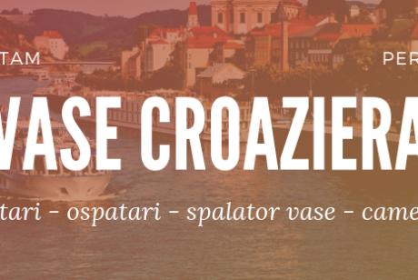 Ospatari – Cameriste – Bucatari – Spalator Vase – Instructor Fitness Vase Croaziera