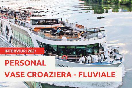 INTERVIURI 2021 – PERSONAL VASE CROAZIERA FLUVIALE, EUROPA